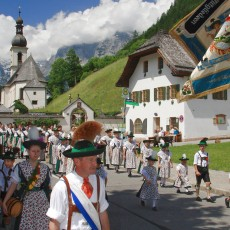 Tradition in Ramsau