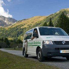 Der Nationalpark Wanderbus