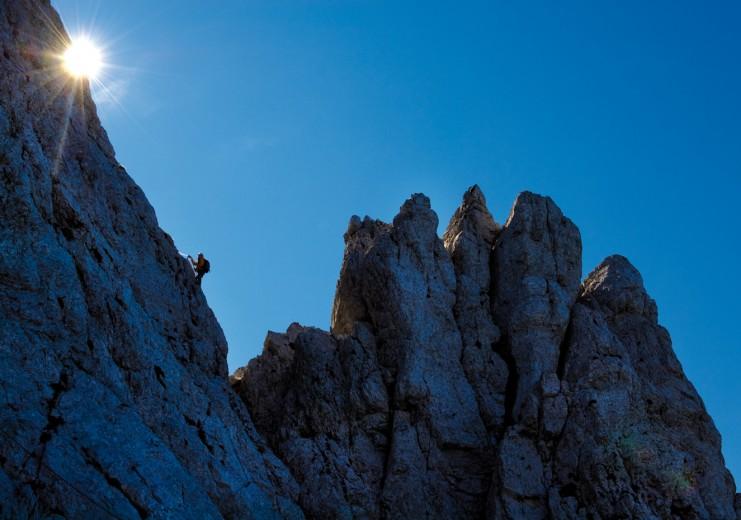 Klettersteig Zell Am See : Zell sele klettersteige