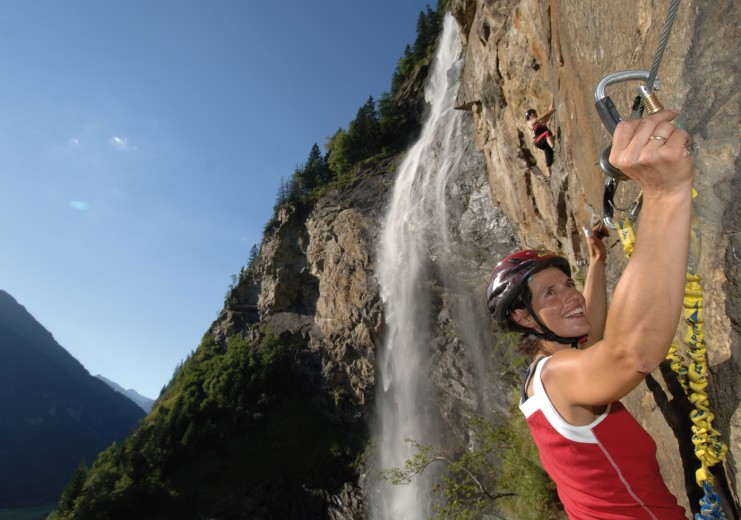 Klettersteig Fallbach : Malta klettersteige