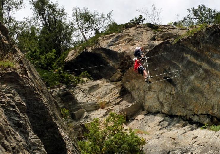 St Jodok Klettersteig : St. jodok schmirn vals klettersteige