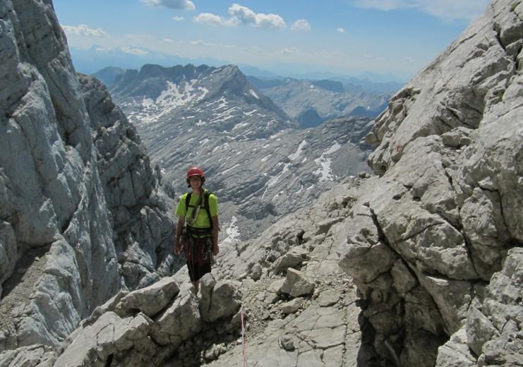 Klettersteig Priel : Grünau klettersteige